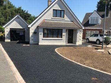 Asphalt & bitmac driveways Antrim